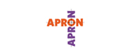 Logo der APRON GmbH, Airline Support Services